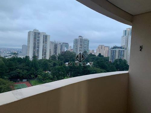 Apartamento Com 3 Dormitórios À Venda, 94 M² Por R$ 763.000,00 - Alphaville - Barueri/sp - Ap0341