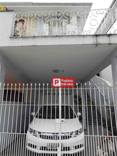Sobrado Residencial À Venda, Cidade Ademar, São Paulo. - So1457