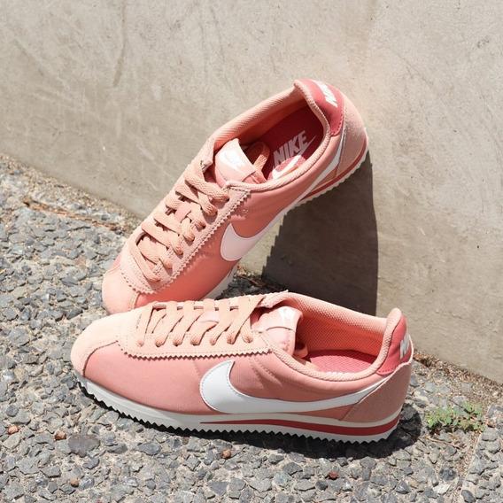 Zapatillas Nike Classic Cortez Nylon Para Mujer/ Oferta