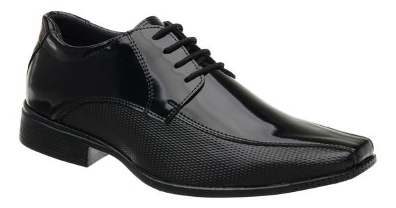 Sapato Social Masculino Sintético
