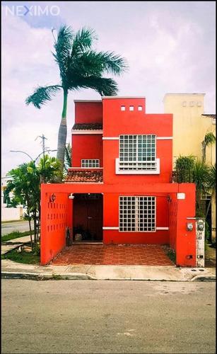 Imagen 1 de 9 de Casa En Venta En Cancun Q.roo, Benito Juárez, Supermanzana 41