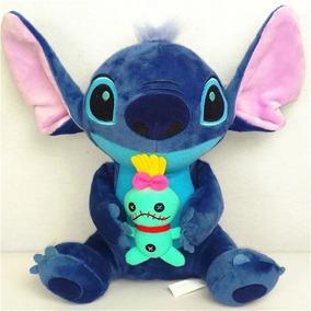 Stitch Original E Importado Disneyparks 23 Cm Importado !!!