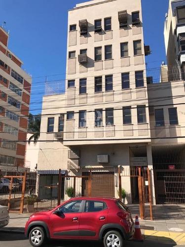 Imagem 1 de 8 de Conjunto/sala Comercial Para Aluguel, 1 Quarto, Menino Deus - Porto Alegre/rs - 7449