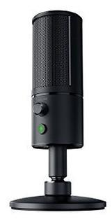 Razer Seiren X - Micrófono Condensador Digital De Nivel Prof
