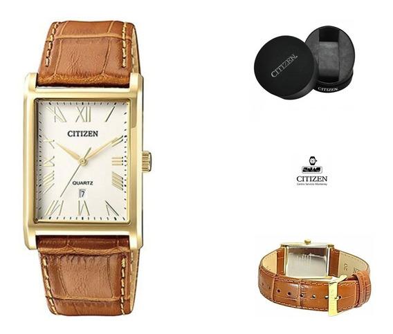Reloj Ctz 61008 Bh3002-03a Hombre Correa *watchsalas* Full