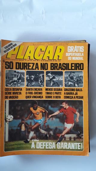 Placar 1978 Melhor Revista Da Seleção Brasileira E Formula 1