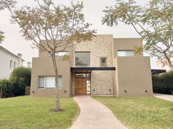 Lagos Del Golf   5 Dorm, 2 En Suite   Dep   Pileta   Al Lago (102200801)