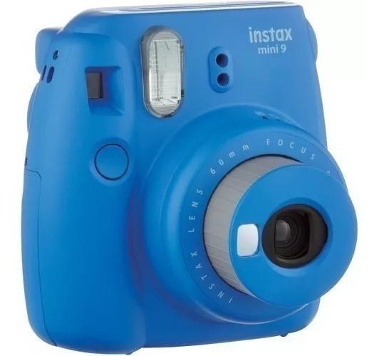 Fujifilm Cámara Instax Mini 9 Selfie Gtia Oficial + Regalo