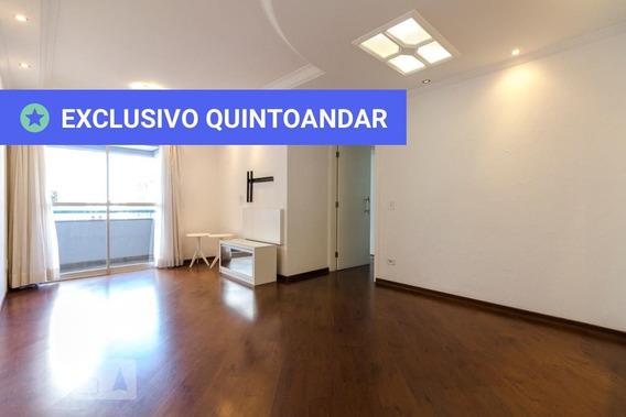Apartamento No 8º Andar Com 3 Dormitórios E 2 Garagens - Id: 892950461 - 250461