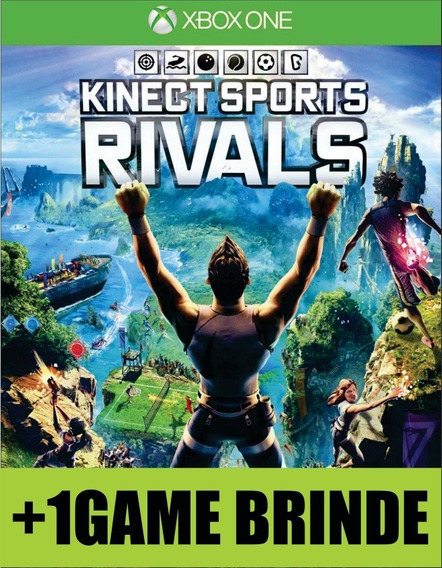 Kinect Sports Rivals Xbox One Mídia