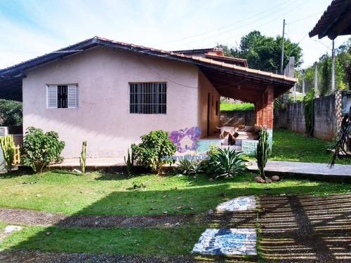 Chácara Com 2 Dormitórios À Venda, 5015 M² Por R$ 350.000,00 - Mombaça - São Roque/sp - Ch0084