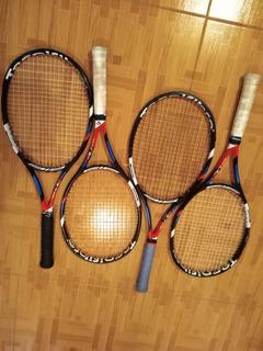 Vendo Raquetas Tecnifibre Atp Tour
