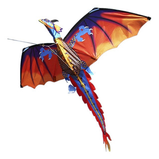 Papalote Cometa Dragon 140 Cm X 120