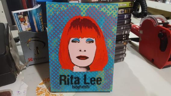 Dvd Rita Lee - Biograffiti - Triplo