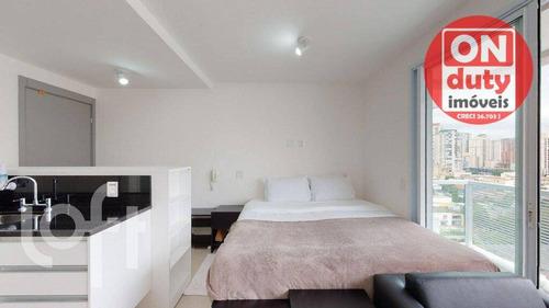 Ed Linea Apartamento Com 1 Dormitório À Venda, 30 M² Por R$ 576.000 - Perdizes - São Paulo/sp - Ap7072