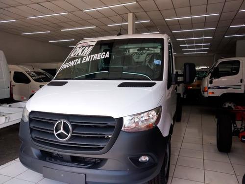 Mercedes-benz Sprinter Chassi Branca 2022