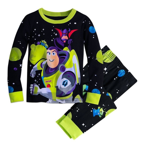 Pijama Buzz Lightyear - Toy Story Disney