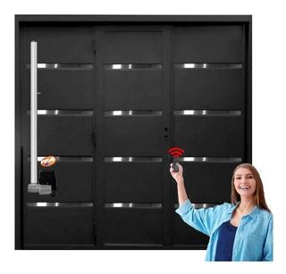 Portón Levadizo Automático 2,70 X 2,35 Puerta Escape Aceros