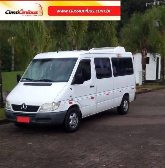 A Classi Onibus Vende Sprinter 313 Cdi Completa