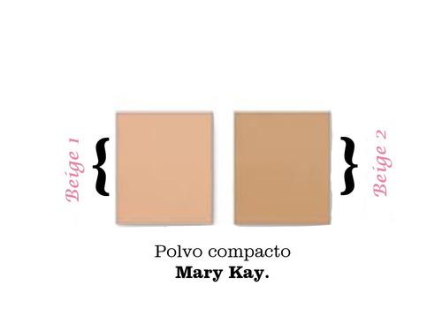 Maquillaje En Polvo Traslucido Mineral, Mary Kay.