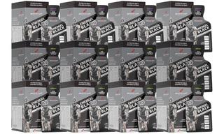 Kit 12x Caixas Gel Energel Black 120 Sachês - Bodyaction