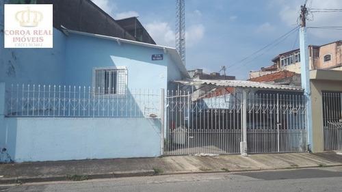 Casa Térrea Na Cidade Patriarca - Ca00146 - 33978134