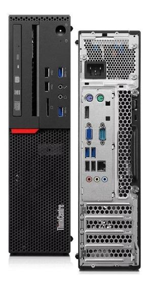 Cpu Lenovo M700 6°geração Core I5 4gb Ddr4, Hd 500g
