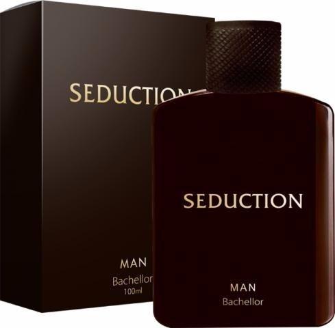 Perfume Masculino Seduction Bachellor 100ml