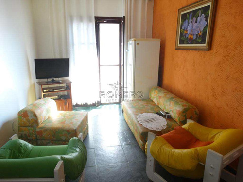 Apartamento Com 1 Dorm, Maranduba, Ubatuba - R$ 269 Mil, Cod: 749 - V749