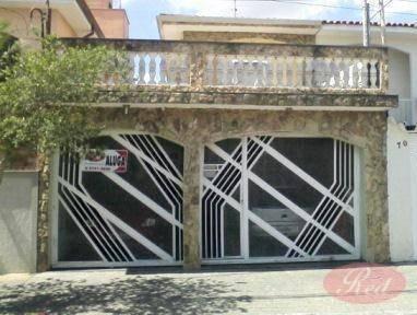 Casa - R. Rio De Janeiro - Pq. Suzano -, Suzano - Ca0488