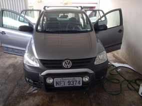 Volkswagen Crossfox 1.6 Total Flex 5p 2006