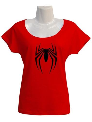 Polera Spiderman - Amazing Spiderman - Marvel  - Escotada