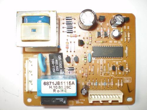 Tarjeta Madre Nevera LG Gr-t302 T392 T462 T552 ( Reparacion)