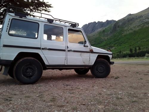 Mercedes-benz Clase G Gd 240