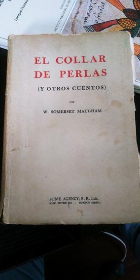 El Collar De Perlas Somerset Maugham