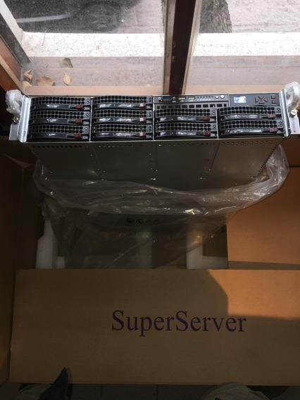 Servidor Supermicro Xeon E5-2620 V2 Nuevo Oferta!!!