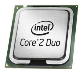 Imagem 1 de 2 de Processador Intel Core 2 Duo E7400 2.8ghz / Desktop Lga775