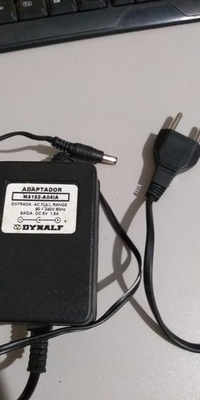 Fonte Linear Automatica Adaptador Dynalf M1213-a04ia 12v 1a
