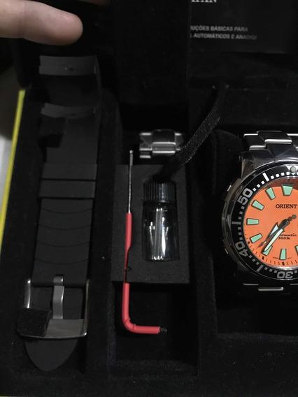 Relógio Orient Automático 300m