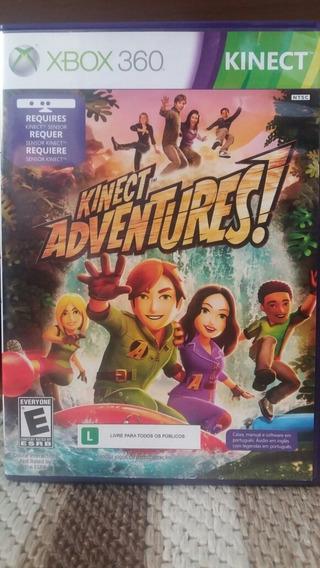 Kinect Adventures Jogo Xbox 360