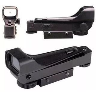 Mira Holográfica Tática Militar Dot 11mm Airsoft Frete Grátis