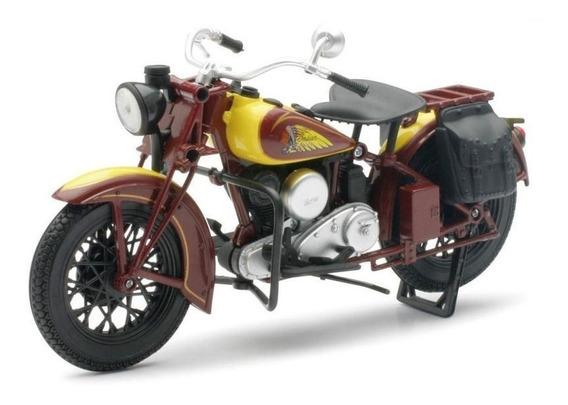 Moto Indian Sport Scout 1934 1:12 .. En Magimundo !!!!!