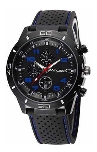 Relógio De Pulso Masculino Barato Esportivo Gt Gran Touring