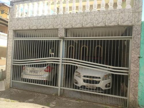 Sobrado Com 3 Dormitórios À Venda, 159 M² Por R$ 450.000 - Burgo Paulista - São Paulo/sp - 14404