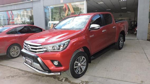 Toyota Hilux 4x4 D/c Srx 2.8 Tdi 6 A/t Pick Up 2017