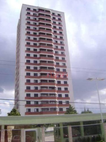 Apartamento Residencial À Venda, Bangu, Santo André. - Ap1171