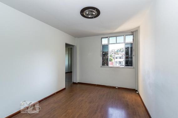 Apartamento Para Aluguel - Olaria, 2 Quartos, 55 - 893118582