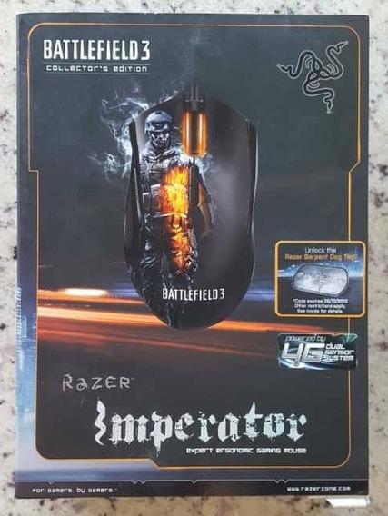 Mouse Razer Gaming Battlefield 3 Edición Limitada