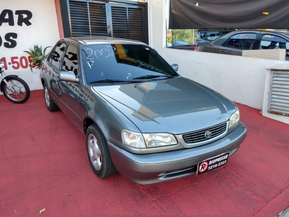 Corolla 1.8 Xei 16v Gasolina 4p Manual