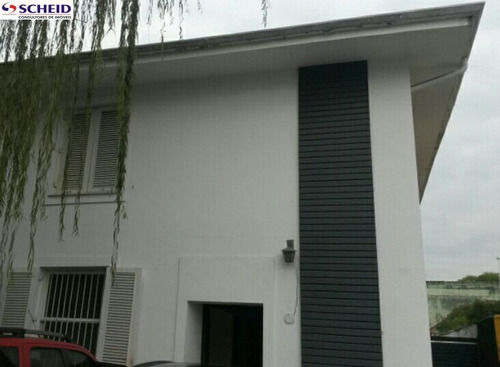 Imagem 1 de 15 de Sobrado Comercial, Excelente Localização, 287m Área Construída,06 Vagas, Quintal, Edícula - Mc3059